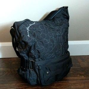 Lululemon Black Sidestage 2 in 1 Travel Dance Bag